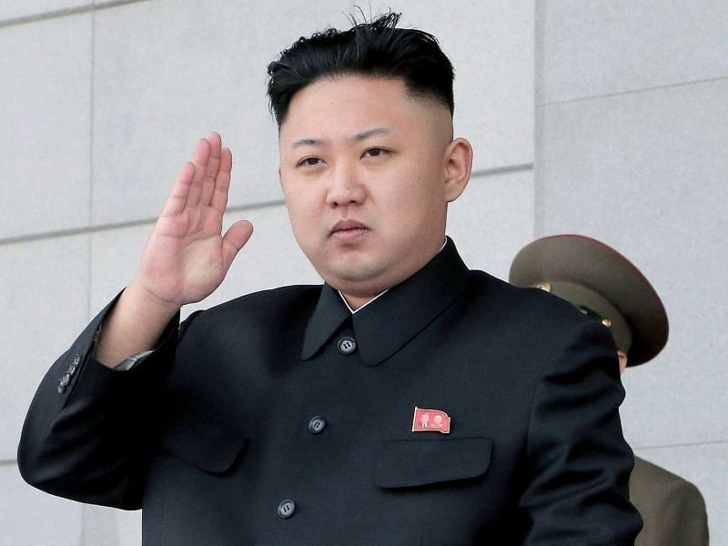 South Korean Media Kim Jong Un Ordered The Execution Of His Uncles Entire Family