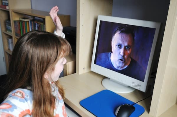 How To Protect Child From Online Predators