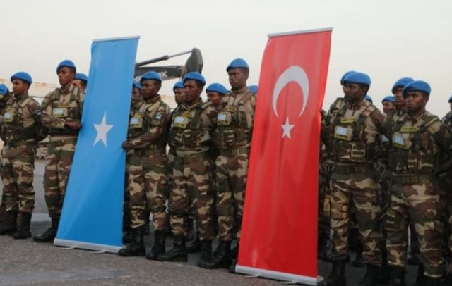 Turkish Army Somalia
