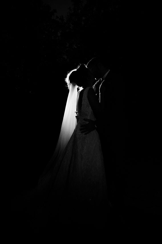 black_and_white_wedding